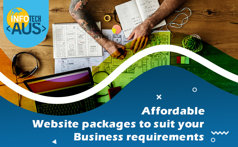 Affordable website packages to suit your business requirements